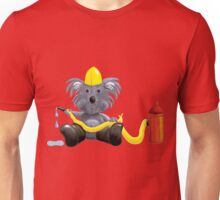 Fire Fighter Booty Unisex T-Shirt