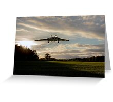 Vulcan Inbound  Greeting Card