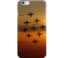 Diamond 9 Sunset Pass  iPhone Case/Skin