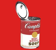 Andy Warhol - Campbell Soup Kids Clothes
