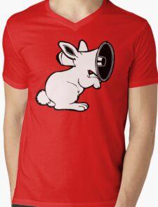 MegaBunny Mens V-Neck T-Shirt