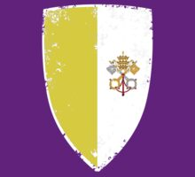 Flag of Vatican by quark