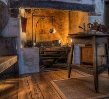 Olde Kitchen by Ian Mitchell