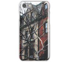 Living in Manhattan iPhone Case/Skin