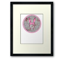 You're the worst kind of autistic Framed Print