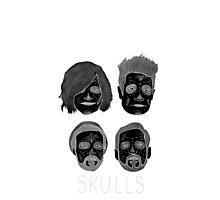 Skulls Mark 2 Photographic Print