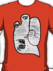 Handy the Graffiti Monster T-Shirt