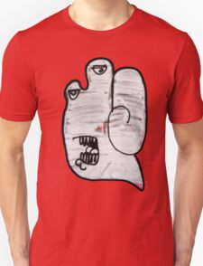 Handy the Graffiti Monster Unisex T-Shirt