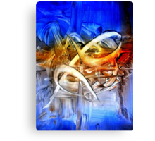 BlueMary Canvas Print
