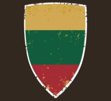 Flag of Lithuania by quark