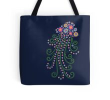 Jellyfish, Flower Of The Sea Tote Bag