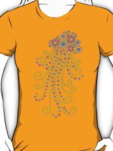 Jellyfish, Flower Of The Sea T-Shirt