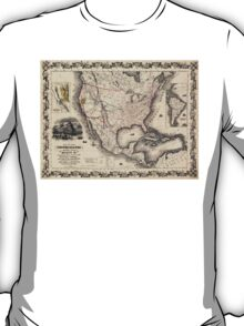 United States in 1849 T-Shirt