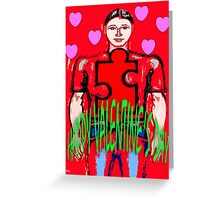 HAPPY VALENTINE'S DAY 20 Greeting Card