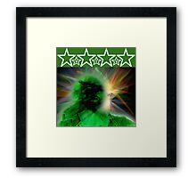Do you Have the Zindabad in YOU Framed Print