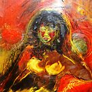 Red Light Lady by catherine walker