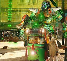 The Science of Rickshawbotics by Kenny Irwin