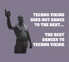 Techno Viking DK by optimusjimbo