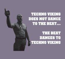 Techno Viking DK by optimusjimbo