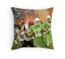 In 2038 The Pakistani Markhors Enter the NFL With Greatness Throw Pillow