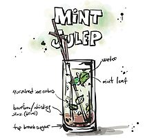 Cocktail - Mint Julep Recipe by ccorkin