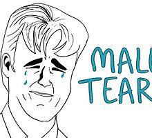 Male Tears Dawson by wolfslayer