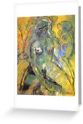 Nude 2 by catherine walker