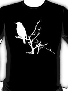 Little Birdy - White T-Shirt