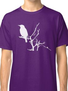 Little Birdy - White Classic T-Shirt