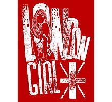 London Girl Photographic Print