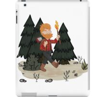 Woodie in the Woods iPad Case/Skin