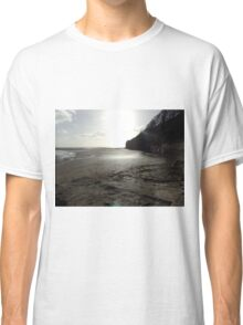 winter seascape Classic T-Shirt