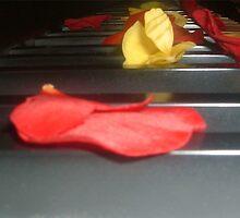 Floral arragement by David White