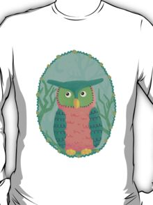 Woodland Owl T-Shirt