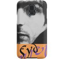 Syd Barrett ink portrait Samsung Galaxy Case/Skin