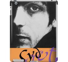 Syd Barrett ink portrait iPad Case/Skin