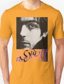 Syd Barrett ink portrait T-Shirt