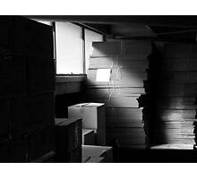 A play on Light II Photographic Print