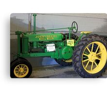 1935 John Deere Tractor, Model B Canvas Print