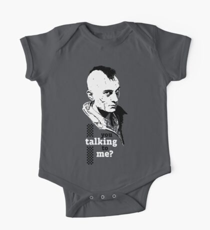 Travis Bickle - Taxi Driver One Piece - Short Sleeve