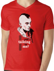 Travis Bickle - Taxi Driver Mens V-Neck T-Shirt