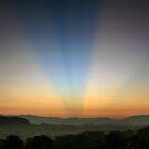 Spectacular Dawn by Steven  Siow