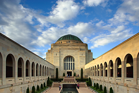 Australian War Memorial by Darren Stones