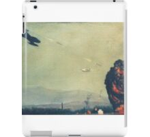Air fighter iPad Case/Skin