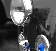 Car light by Tony Hadfield
