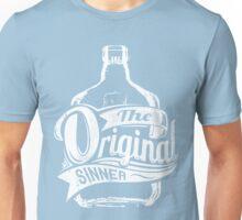 Quote - The Original Sinner Unisex T-Shirt