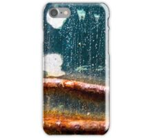 Rust never sleeps - Dots and Lines iPhone Case/Skin