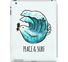 Peace & Surf iPad Case/Skin