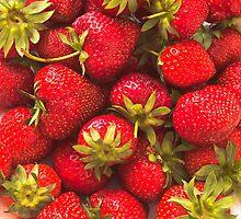 Strawberry Forever by Julian Elliott