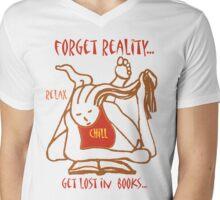 Chill Mens V-Neck T-Shirt